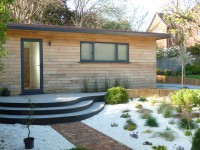 Garden rooms & landscape design