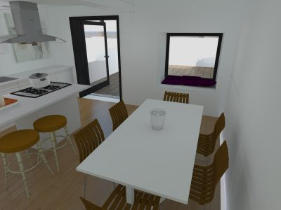 Extensions: brighton design